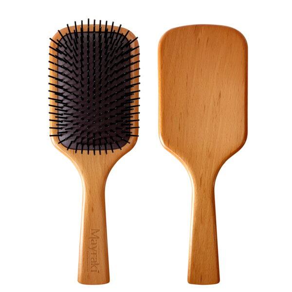 Mayraki Wooden Paddle Brush